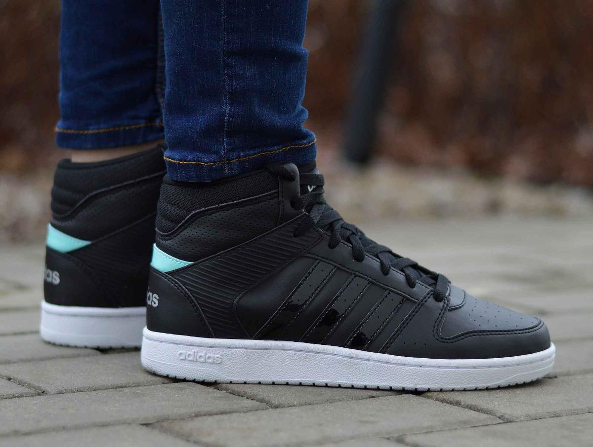 Hoopster Damen B74237 Sportschuhe Zu Details Mid Adidas Sneaker Vs 0mvNnOyw8